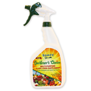About Gardener's Choice, About, Gardener's Choice, Product Information